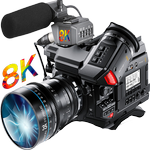 8K HD Video camera APK