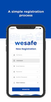 WeSafe screenshot 1