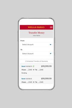 Tips Wells Fergo Mobile Free screenshot 3