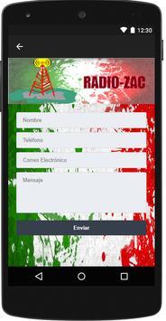 RadioZacs screenshot 4
