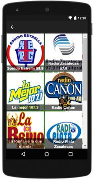 RadioZacs screenshot 1