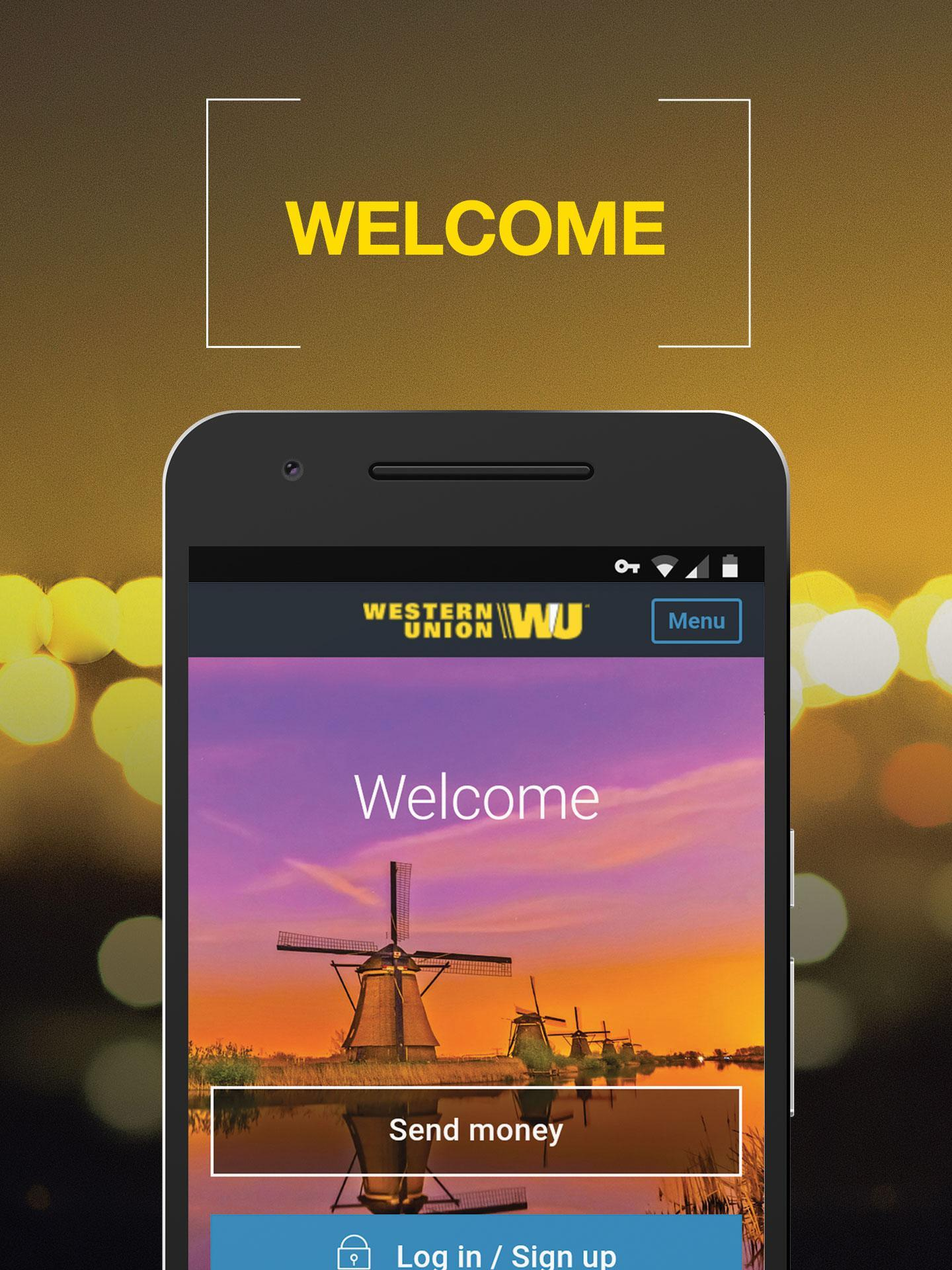 Western Union NL - Send Money Transfers Quickly - for Android - APK