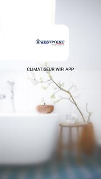 WESTPOINT CLIMATISEUR WIFI APP poster