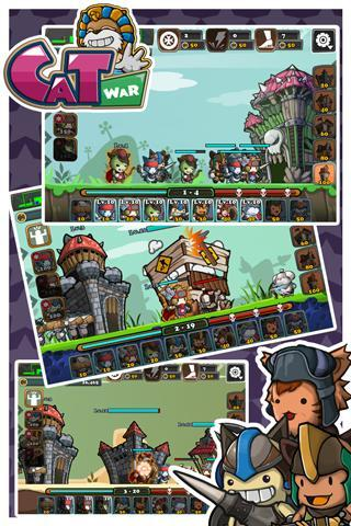 Guerra De Gatos For Android Apk Download