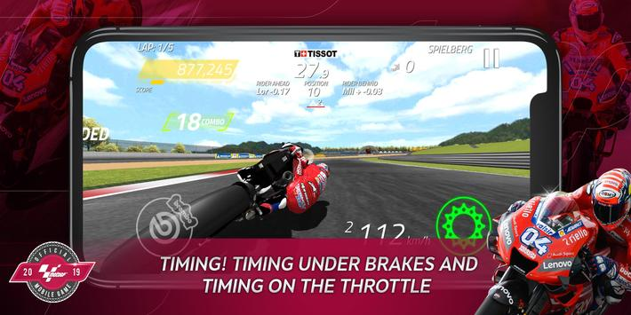 MotoGP screenshot 1