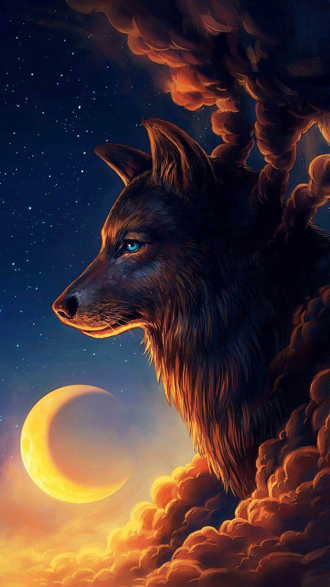Wolf Wallpaper For Android Apk Download