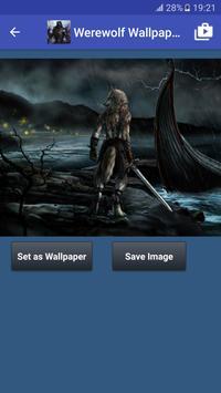 Werewolf Wallpaper Best screenshot 5