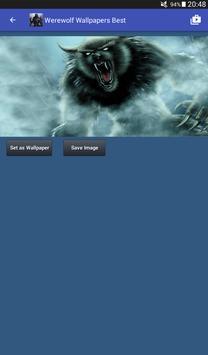 Werewolf Wallpaper Best screenshot 13