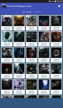 Werewolf Wallpaper Best screenshot 10