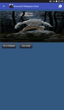 Werewolf Wallpaper Best screenshot 17