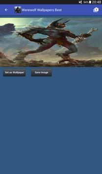 Werewolf Wallpaper Best screenshot 14
