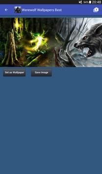 Werewolf Wallpaper Best screenshot 15