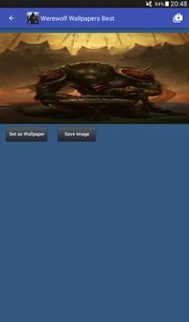 Werewolf Wallpaper Best screenshot 16