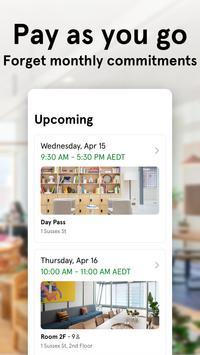 WeWork On Demand screenshot 4