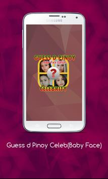 Guess D Pinoy Celeb(Baby Face Edition) screenshot 4