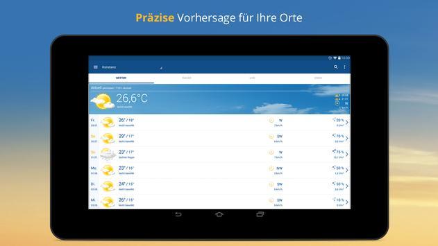 wetter.com Screenshot 7