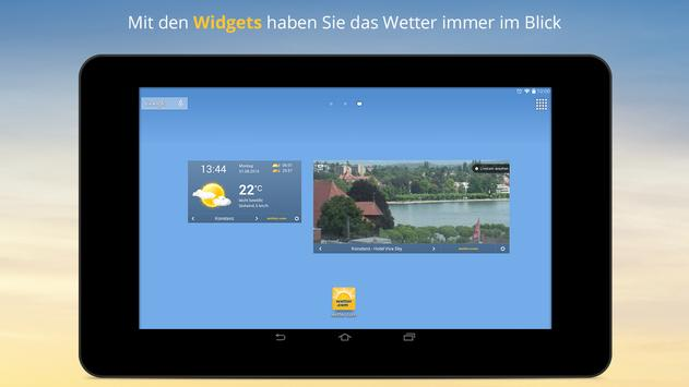 wetter.com Screenshot 9