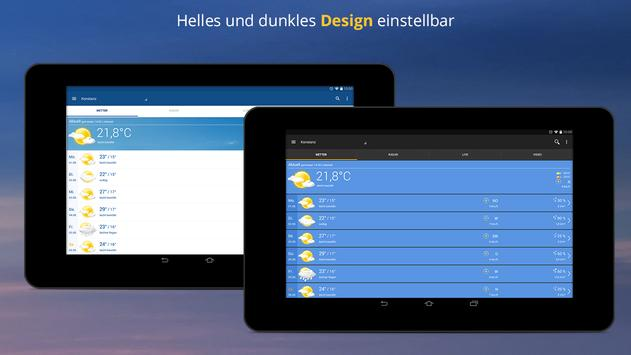 wetter.com Screenshot 14