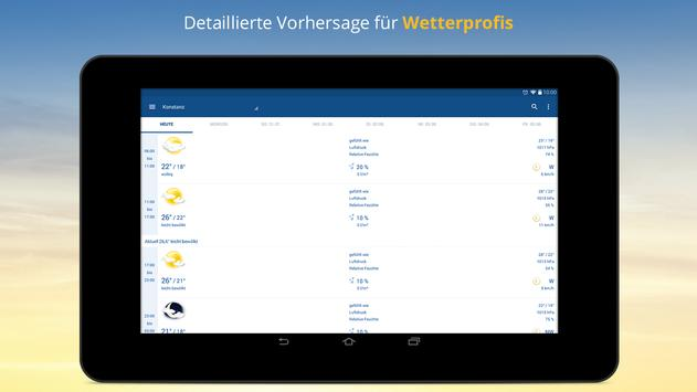 wetter.com Screenshot 16