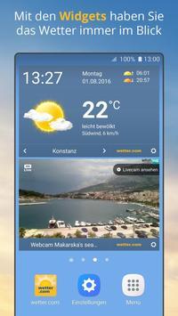 wetter.com Screenshot 3