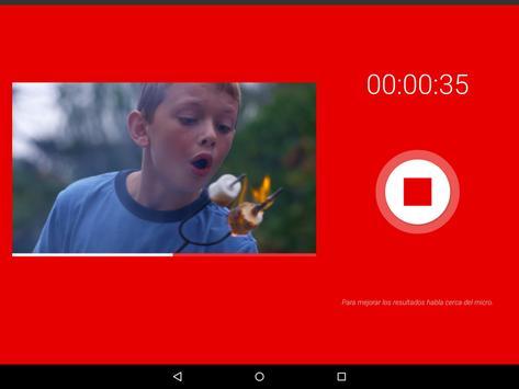 WeVideo captura de pantalla 11