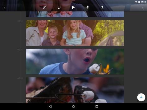 WeVideo captura de pantalla 8