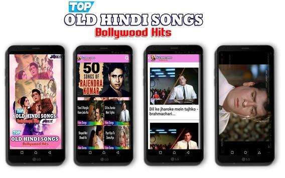 1000+ Old Hindi Songs poster