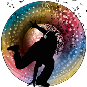 Disco Party Dancing Lights icon