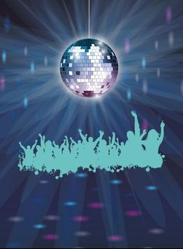 Disco Party Dancing Lights screenshot 2