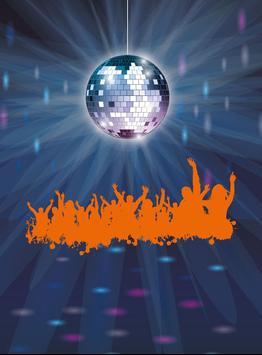 Disco Party Dancing Lights screenshot 4