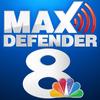 Max Defender 8 Weather App Zeichen