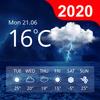 मौसम का पूर्वानुमान ऐप आइकन