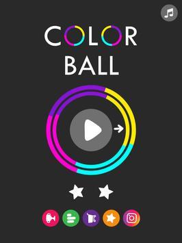 Color Crazy Ball Blast - Fire Ball Shooting screenshot 5