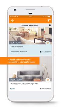 WG-Gesucht.de - Find your home screenshot 1