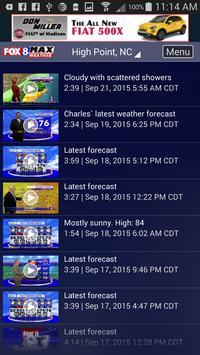 Fox8 Max Weather para Android - APK Baixar