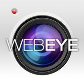 WebEye أيقونة