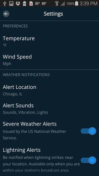 WGN Weather screenshot 4