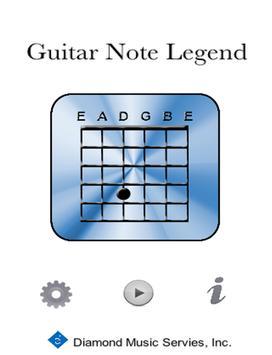 Guitar Note Legend screenshot 5