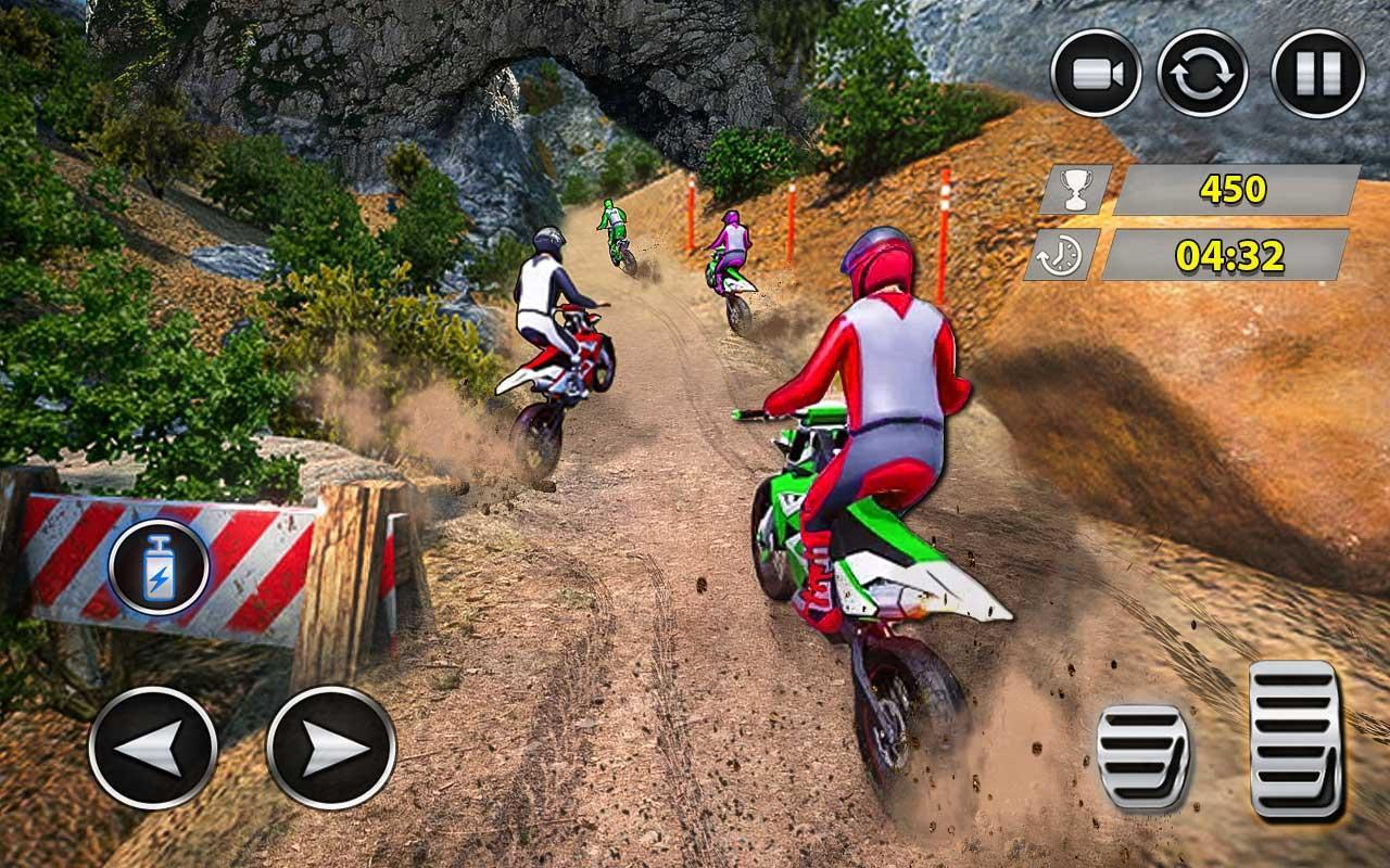 Offroad Trial Extreme Racing
