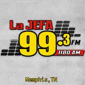 La Jefa 99.3fm icon