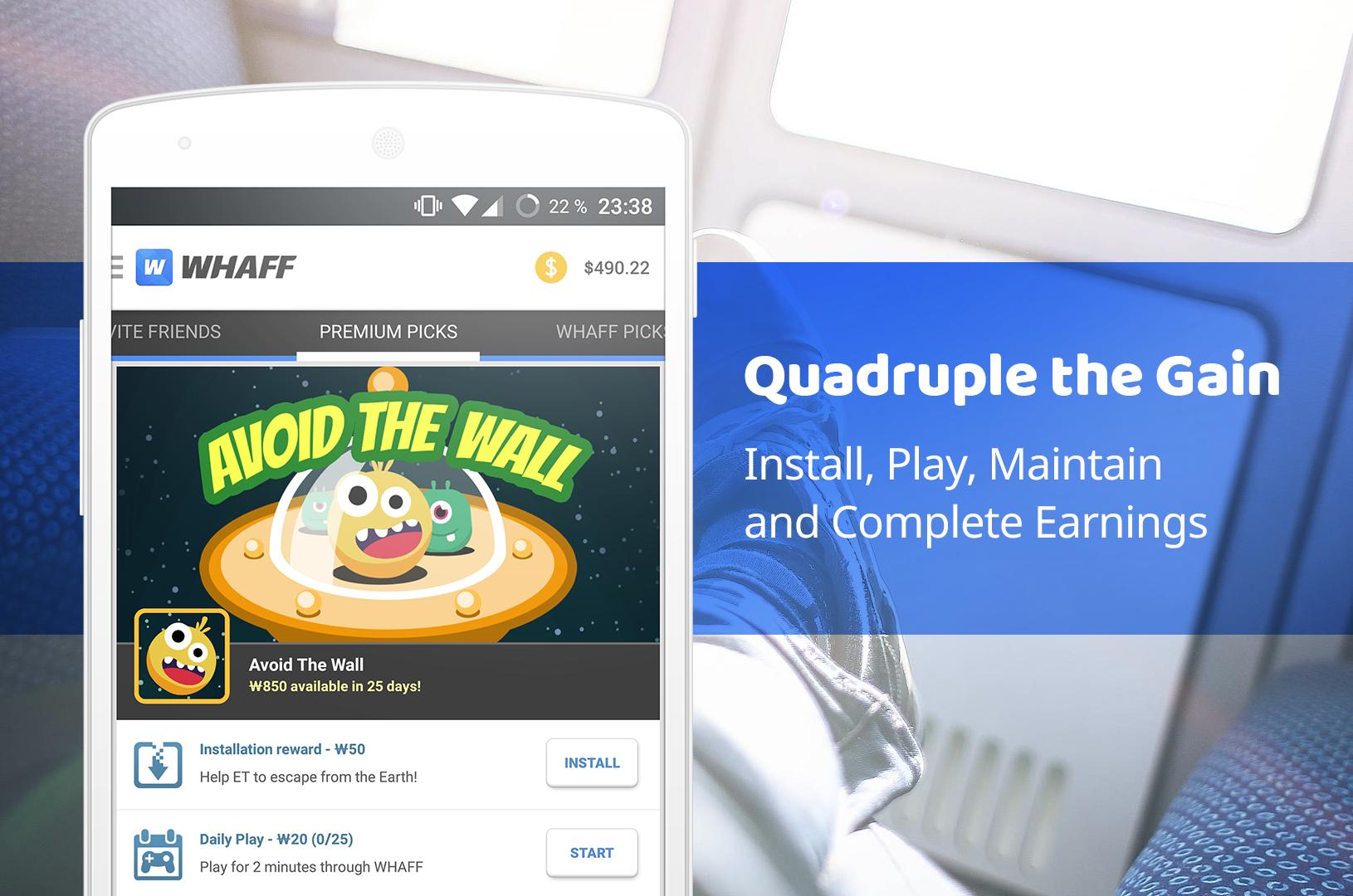 WHAFF for Android - APK Download