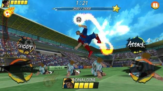 Football King Rush screenshot 10