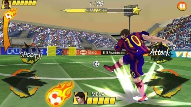 Football King Rush screenshot 1