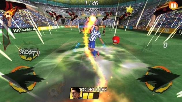Football King Rush screenshot 2