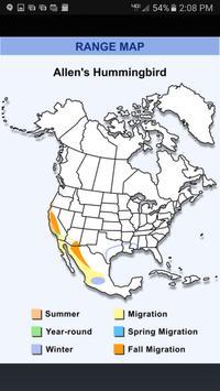 iBird Pro Birds North America syot layar 3