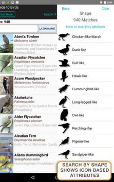 iBird Pro Birds North America syot layar 23