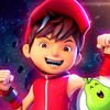 BoBoiBoy Galaxy Run: Fight Aliens to Defend Earth! Zeichen