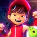 BoBoiBoy Galaxy Run: Combata aliens, salve a Terra