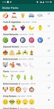 Stickers for whats, StickerApps screenshot 2