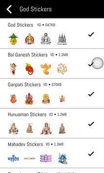 God Stickers For WhatsApp - WAStickerApp screenshot 3